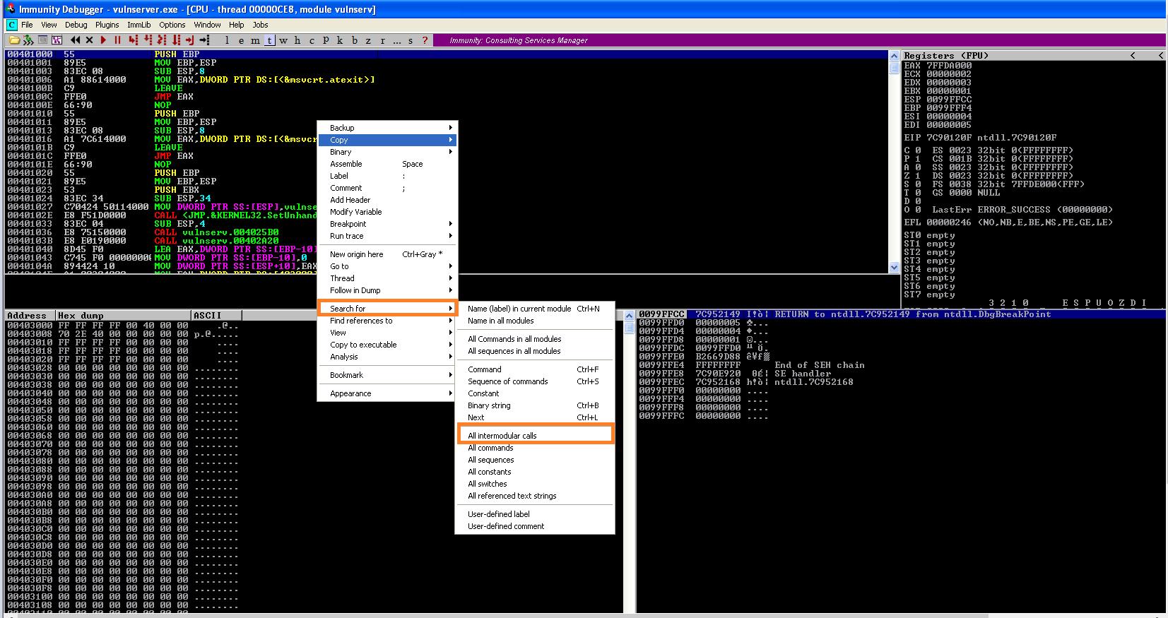 x86 custom shellcode Archives - BarrierSec